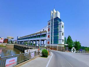 千里淮河第一闸:王家坝闸