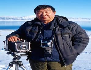 著名摄影家吴渝生