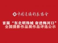"""首届""""东北明珠城 奋进梅河口""""全国摄影作品展作品评选结果公示"""