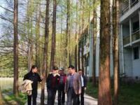 中国老摄影家协会受邀到吉首大学参观交流