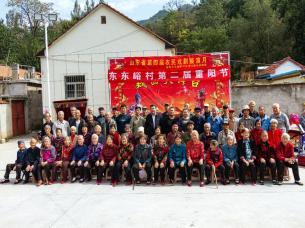淄博工作站组织会员进山村