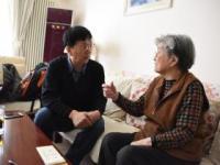 潘炳岩主席等领导看望协会资深摄影家