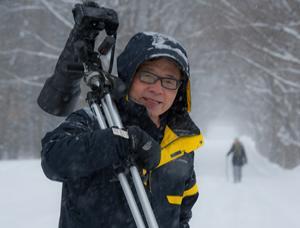 著名摄影家李立