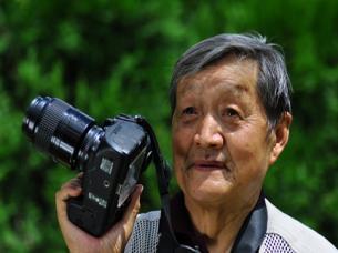 著名摄影家彭邦卿