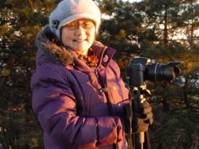 摄影家刘梦櫻