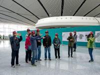 中国高速度——大兴新国际机场参观采风