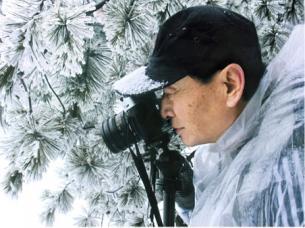 摄影家冈毅民