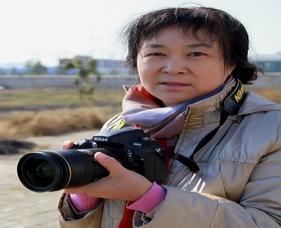 摄影家梁桂芳