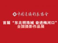 """首届""""东北明珠城 奋进梅河口""""全国摄影作品展征稿启事"""