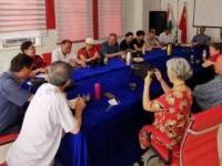 协会舟山工作站召开全体会员会议