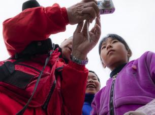中国老摄影家协会湘西古丈